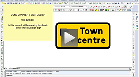 Using the CONE Sign Design tool - The Basics tutorial