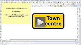 Using the CONE Sign Design tool - The Basics tutorial