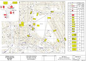 Route diversion scheme - click to view a larger image